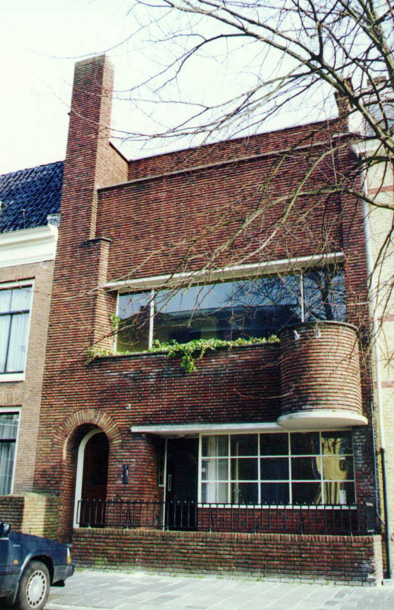 Pand aan de Druifstreek, Leeuwarden